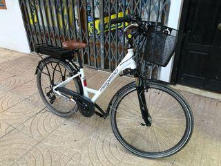 Bicicleta megamo top city