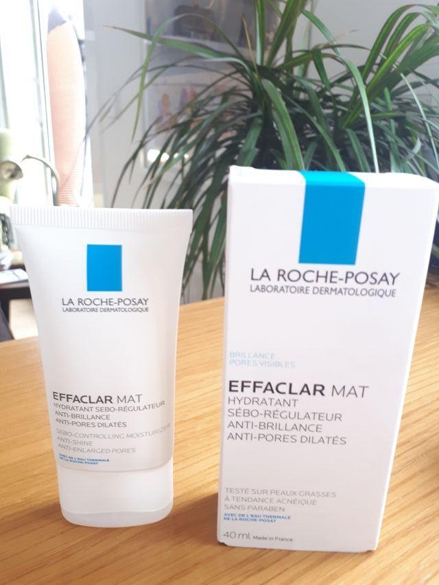 La roche Posay Effaclar Mat. Anti poros dilatados