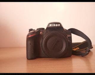 CAMARA FOTOS NIKON 3200 REFLEX