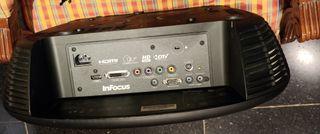 Proyector Infocus x10 DLP