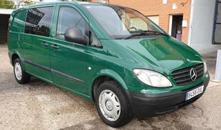 Mercedes-Benz Vito 111cdi mixta2006