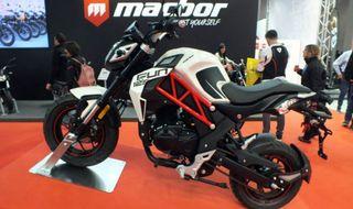 Macbor Fun 125cc