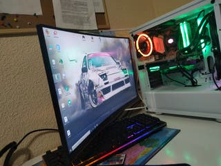 PC GAMING + Pantalla 144hz