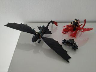 Juguetes Cómo entrenar a tu dragón