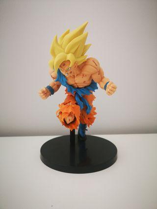figura son goku, dragon ball
