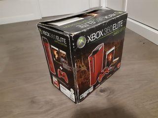 Xbox 360 Elite edición limitada Resident Evil