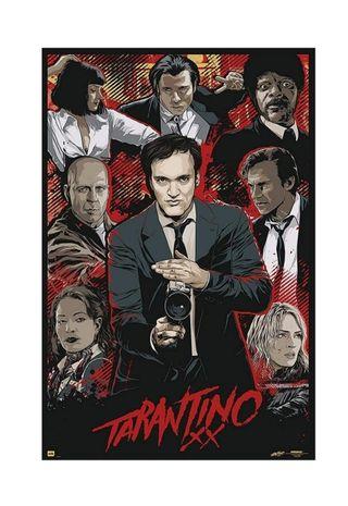 Póster Tarantino XXL