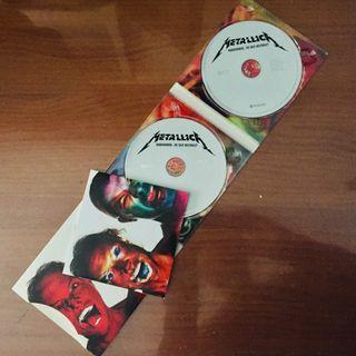 METALLICA - 2CD - Hardwire to Self-Destruct