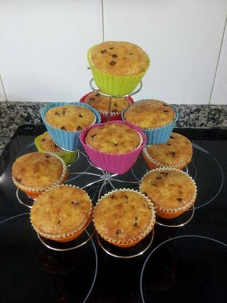 Expositor muffins/ cup cakes.