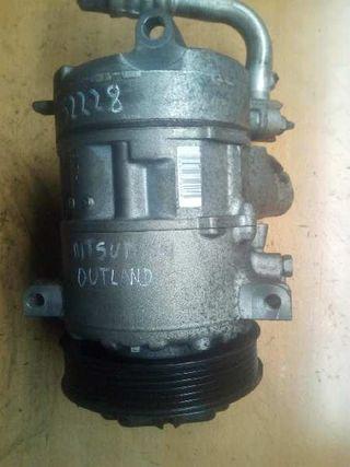 Compresor aire acondicionado MITSUBISHI outlander