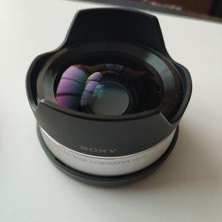 Objetivo Sony Ultra Gran Angular