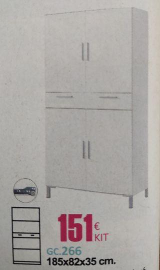 Armario auxiliar cocina o baño