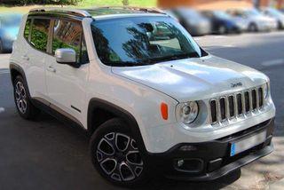Jeep Renegade 1.6Mjt Limited 56000 km