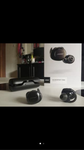 Auriculares bose soundsport free