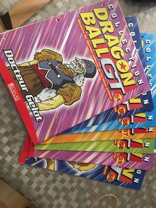DRAGON BALL GT Fascículos nuevos de Figuras