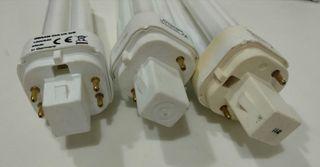 3 bombillas bajo consumo A