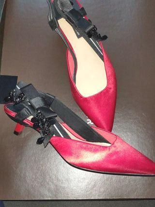 zapatos strass nuevos