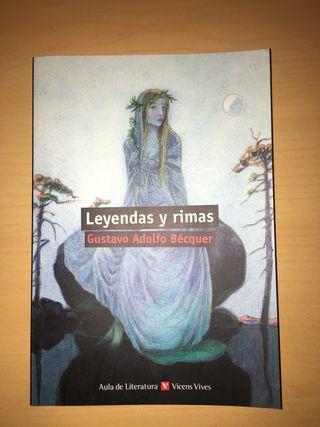 Leyendas y rimas Gustavo Adolfo Bécquer