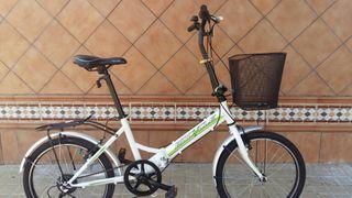 bicicleta (SEMINUEVA )