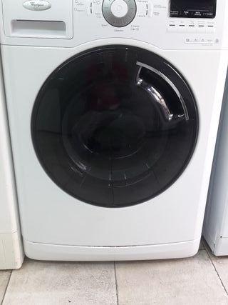 lavadora marca whirlpool 9kg A+A rpm 1200