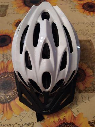 casco boomerang para bicicleta