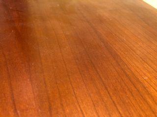 Mueble entrada madera cerezo