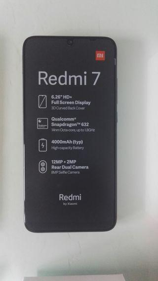 TELEFONO XIAOMI REDMI 7 32GB