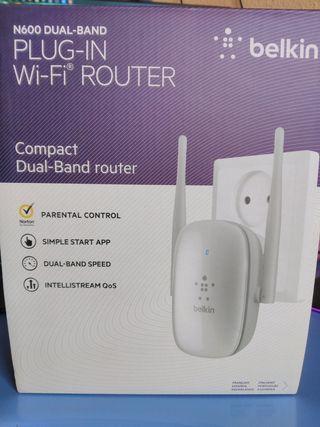 Belkin N600 Wifi Router extensor