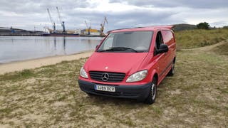 mercedes Benz Vito 111cdi larga
