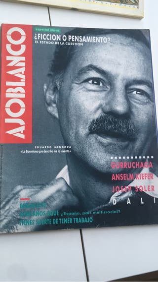 Revista AJOBLANCO