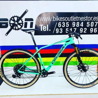 Bicicleta Orbea alma m10 nueva de exposicion