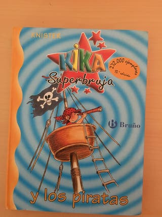 Kika súperbruja y los piratas