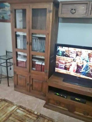 Muebles madera mexicana