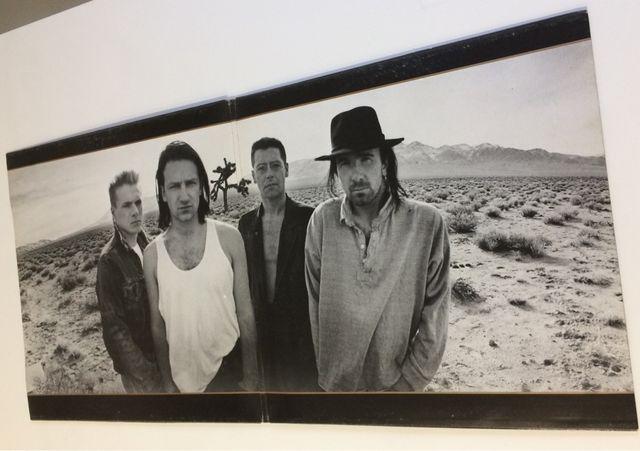 U2 Disco Vinilo Lp