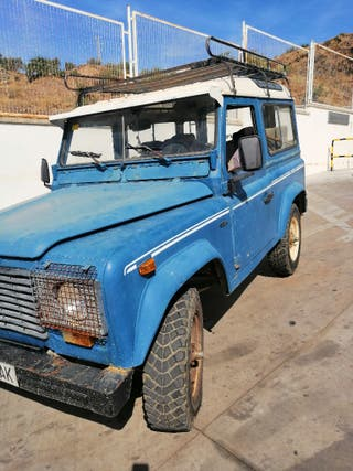 Land Rover Santana 2.5