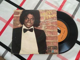 Michael Jackson, disco vinilo promo 1979