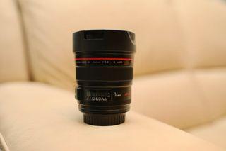 Vendo objetivo Canon EF 14mm f/2.8L II USM