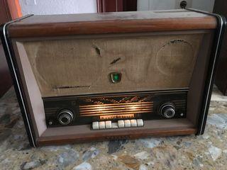 Radio antigua FUNCIONA