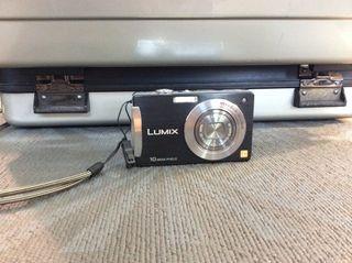 Cámara Fotos Panasonic Lumix DMC FX 500