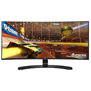 Monitor LG CURVED