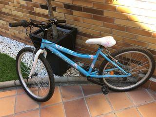 "Bici de niña de rueda 20"""