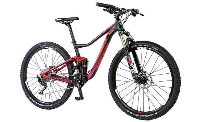 Bicicleta de mujer talla S