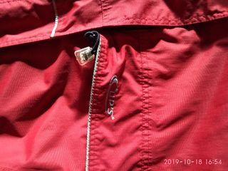 Cazadora Roja Mujer