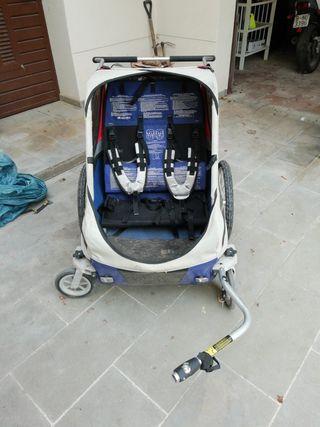 Remolque de Bici para Niños