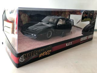 Coche KNIGHT RIDER escala 1/24