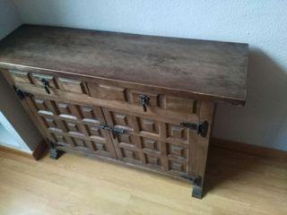 Mueble antiguo madera