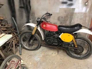 Motocicleta MONTESA ENDURO