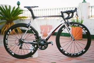 Bicicleta de carretera (full carbon): OFERTÓN!