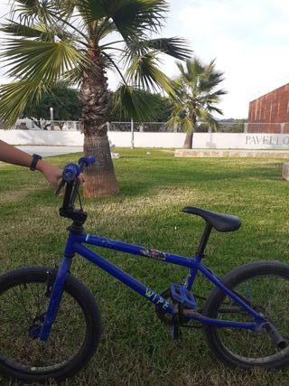 bici wipe semi profesional color azul