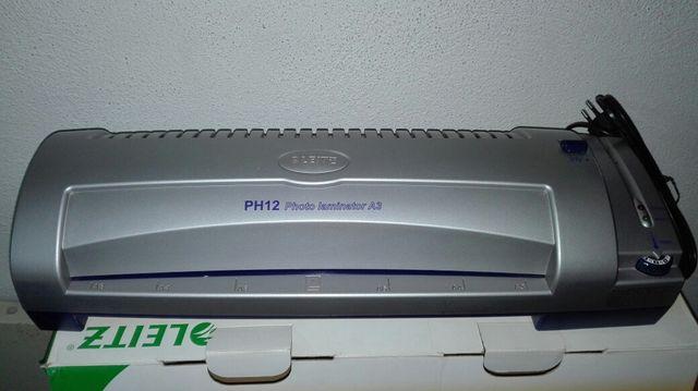 PLASTIFICADORA LEITZ PH12